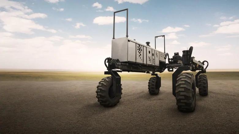 Autonomous agriculture is growing