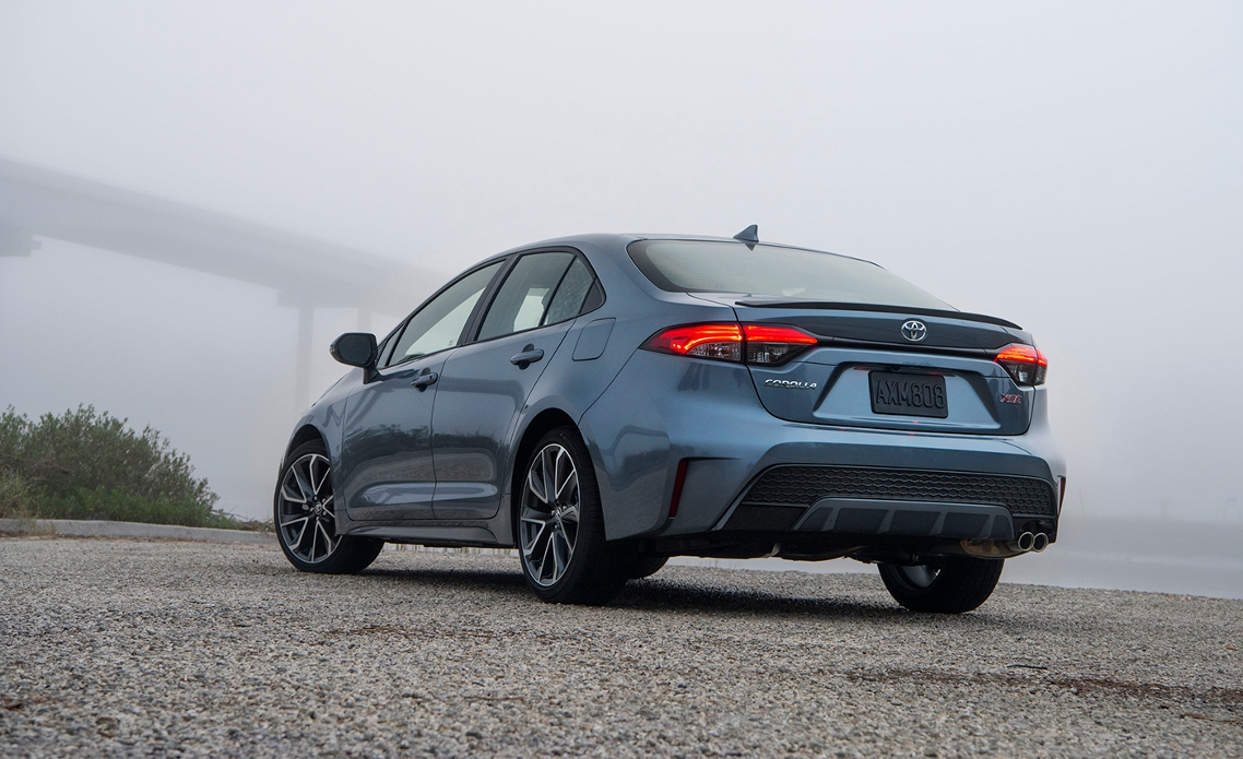 Toyota balances performance and design in the all-new 2020