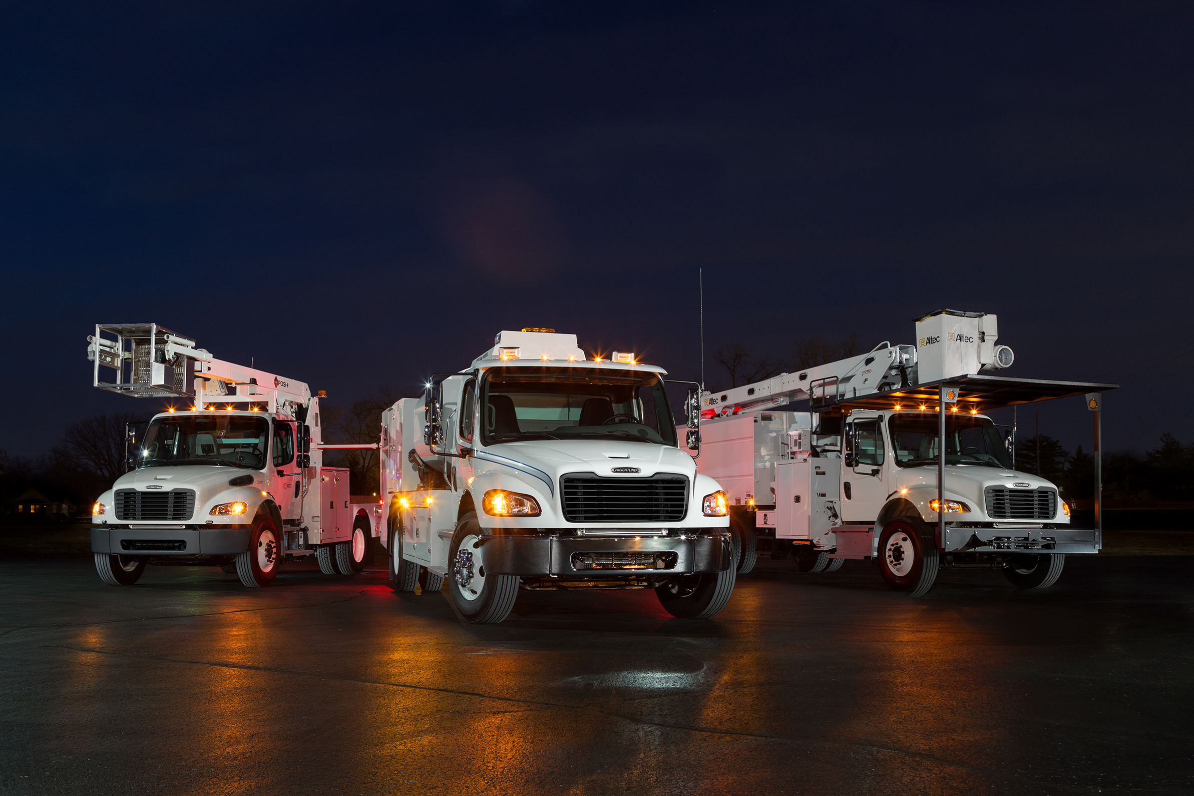 Freightliner to Feature Electric eM2 Model, Vocational