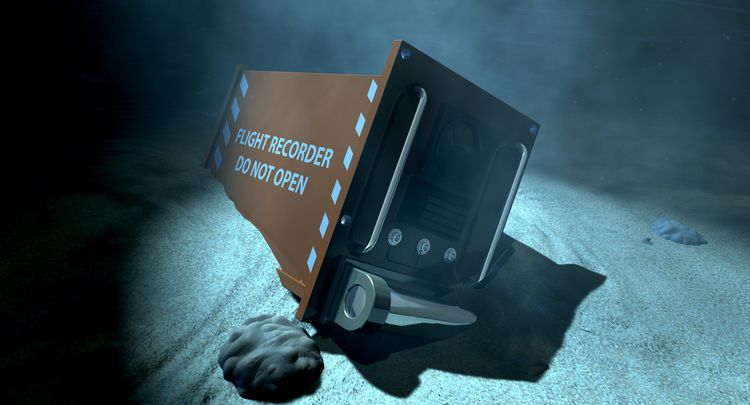 Flight data recorder Stock Photos from Inked Pixels / Shutterstock