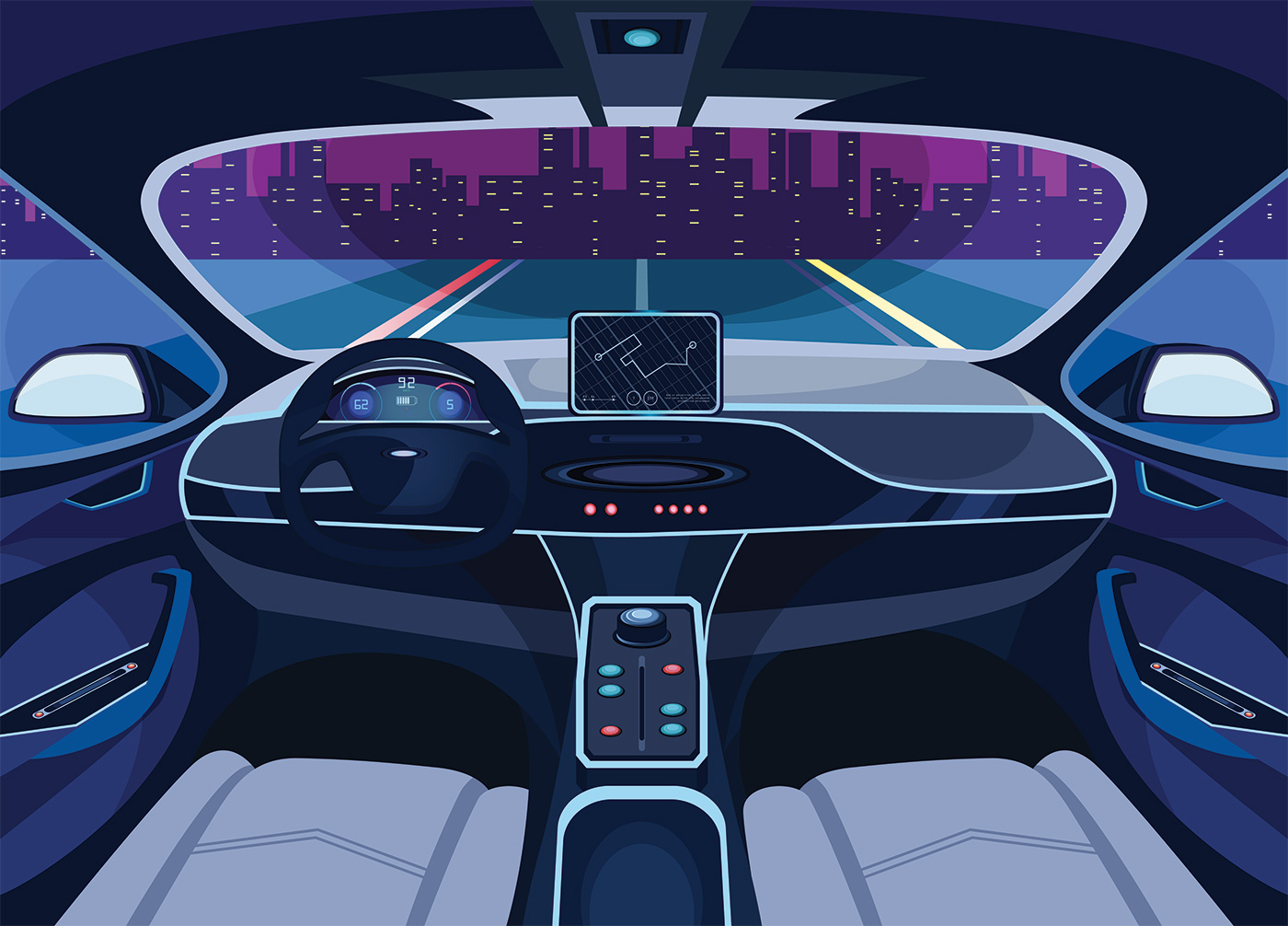 Auto industry forms PAVE - Partners for Automated Vehicle ...