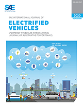 SAE International Journal of Electrified Vehicles