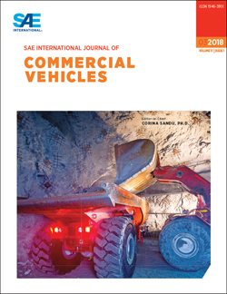 SAE International Journal of Commercial Vehicles