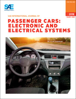 SAE International Journal of Passenger Cars - Electronic and Electrical Systems