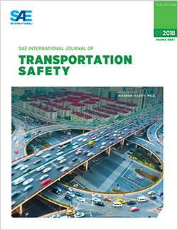 SAE International Journal of Transportation Safety